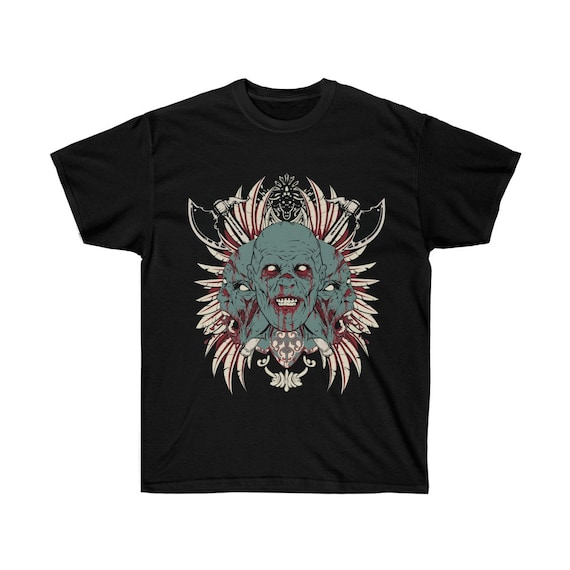 Undead Tribe - Ultra Cotton Tee