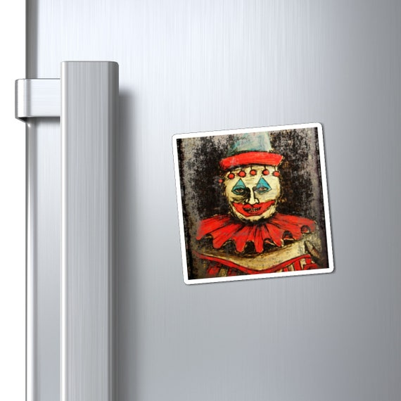Pogo The Clown Magnets
