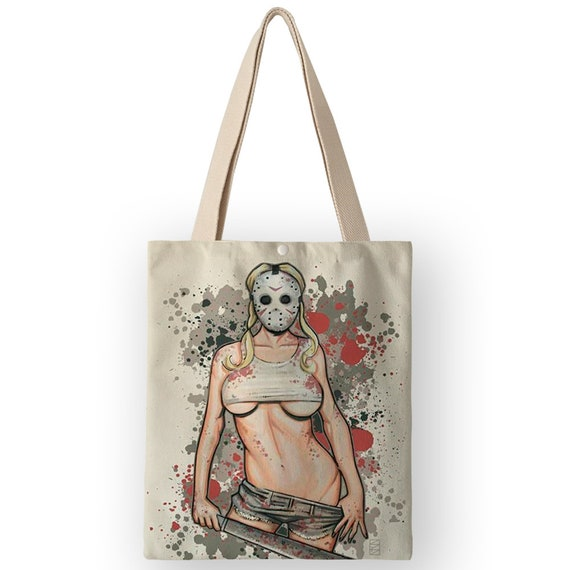 Leave the Mask On - Tote Bag