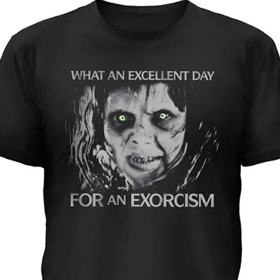 The Exorcist - Officially Licensed Horror Tee - Size Large Only