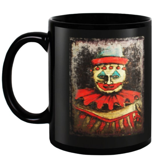 Pogo the Clown - Gacy Coffee Mug