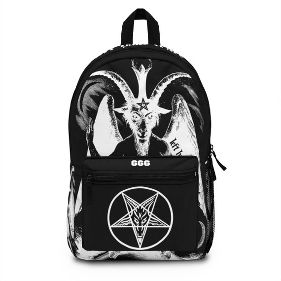 Baphomet Backpack (Made in USA)