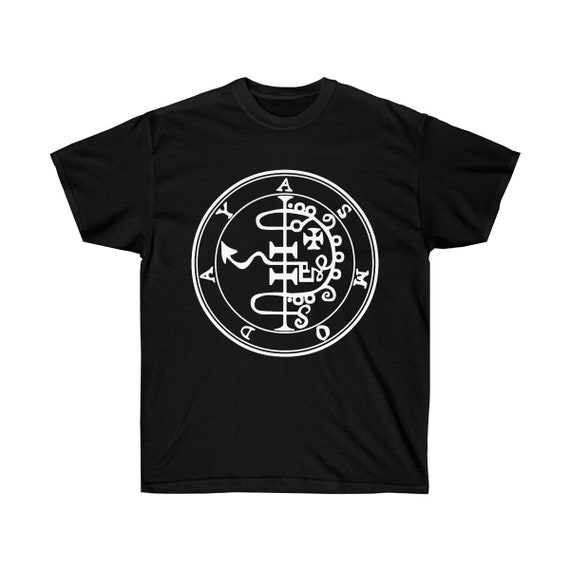 Asmoday Sigil - Demons of the Goetia - Unisex Ultra Cotton Tee
