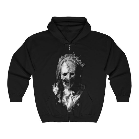 Banshee Heavy Blend Full Zip Hooded Sweatshirt
