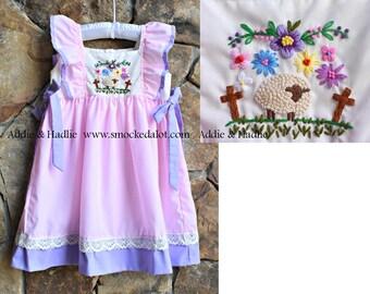 6c973a22f025 Girls easter dresses