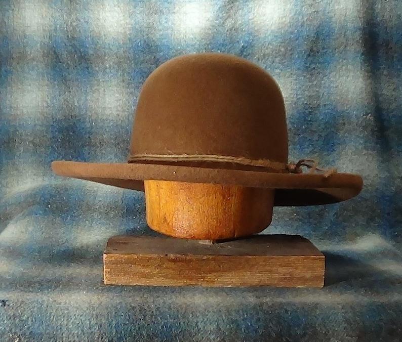 917d1597 Historic Ranchero custom fit beaver felt cowboy hat | Etsy