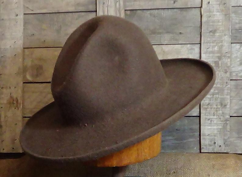 d7495c7ad7b4a Historic Buckaroo Cowboy Hat Gus Crease custom Western