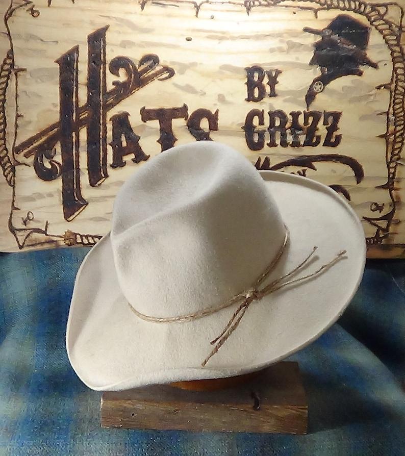 Silverado custom fit Cowboy Hat, Old West style