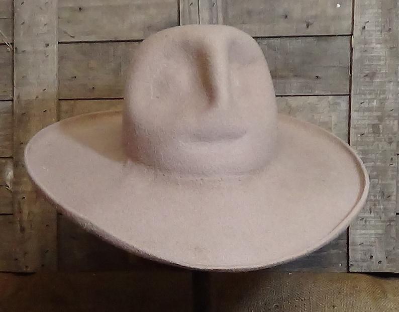 Happy Jose Cowboy Hat Novelty hat Wyoming Peak Face Hat  2fb1d2a0639