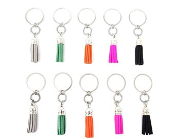 Set of 10 - Wholesale Essential Oil Keychain   Wholesale Diffusers Bulk    Wholesale Diffuser Oils   Aromatherapy Tassel Keychains   Oil Gift a86910363c