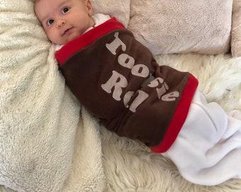 Tootsie Roll Sleepsack Costume