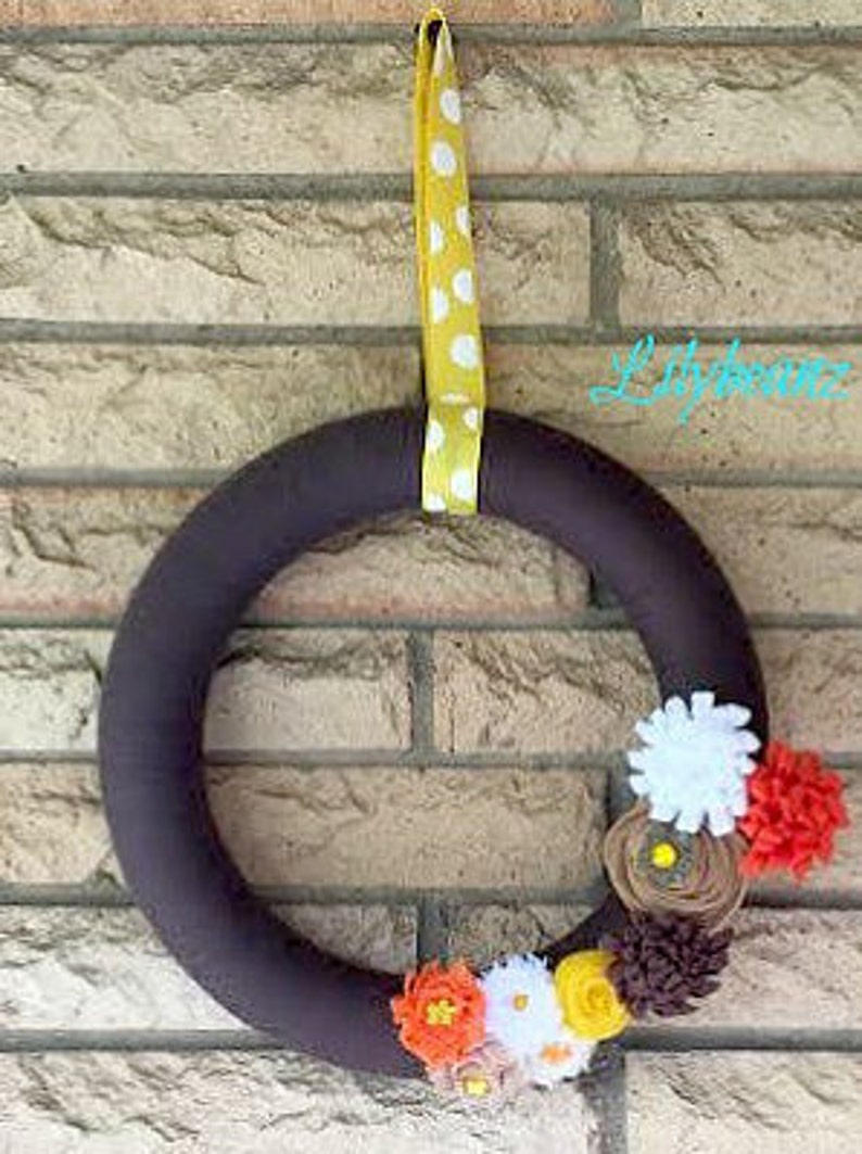 farmhouse decor hostess gifts teacher gifts from class yarn wreath for front door unique wedding gifts for couple best selling items