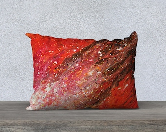 Trial by Fire Pillow Case