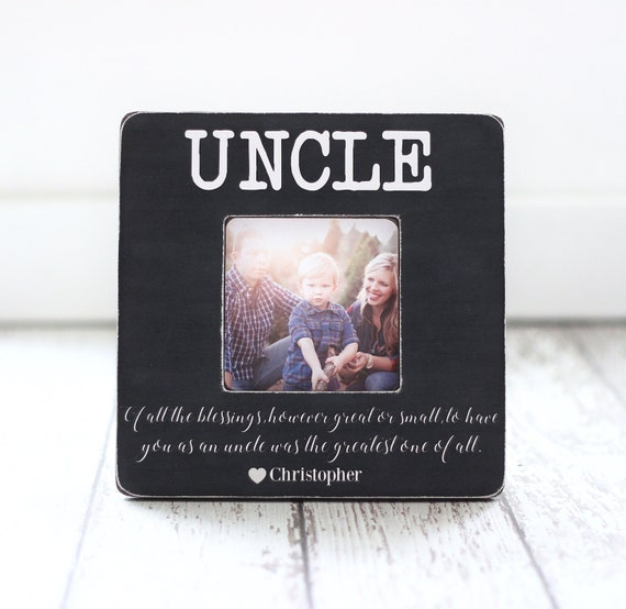 Niece And Nephew Quotes: Christmas Gift For Uncle From Nephew Niece Quote