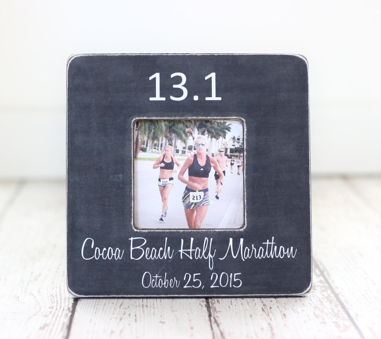 13.1 marco 26.2 marco regalo de corredor de media maratón para | Etsy