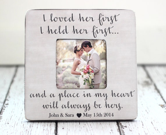 Old Fashioned I Loved Her First Picture Frame Collection - Frames ...