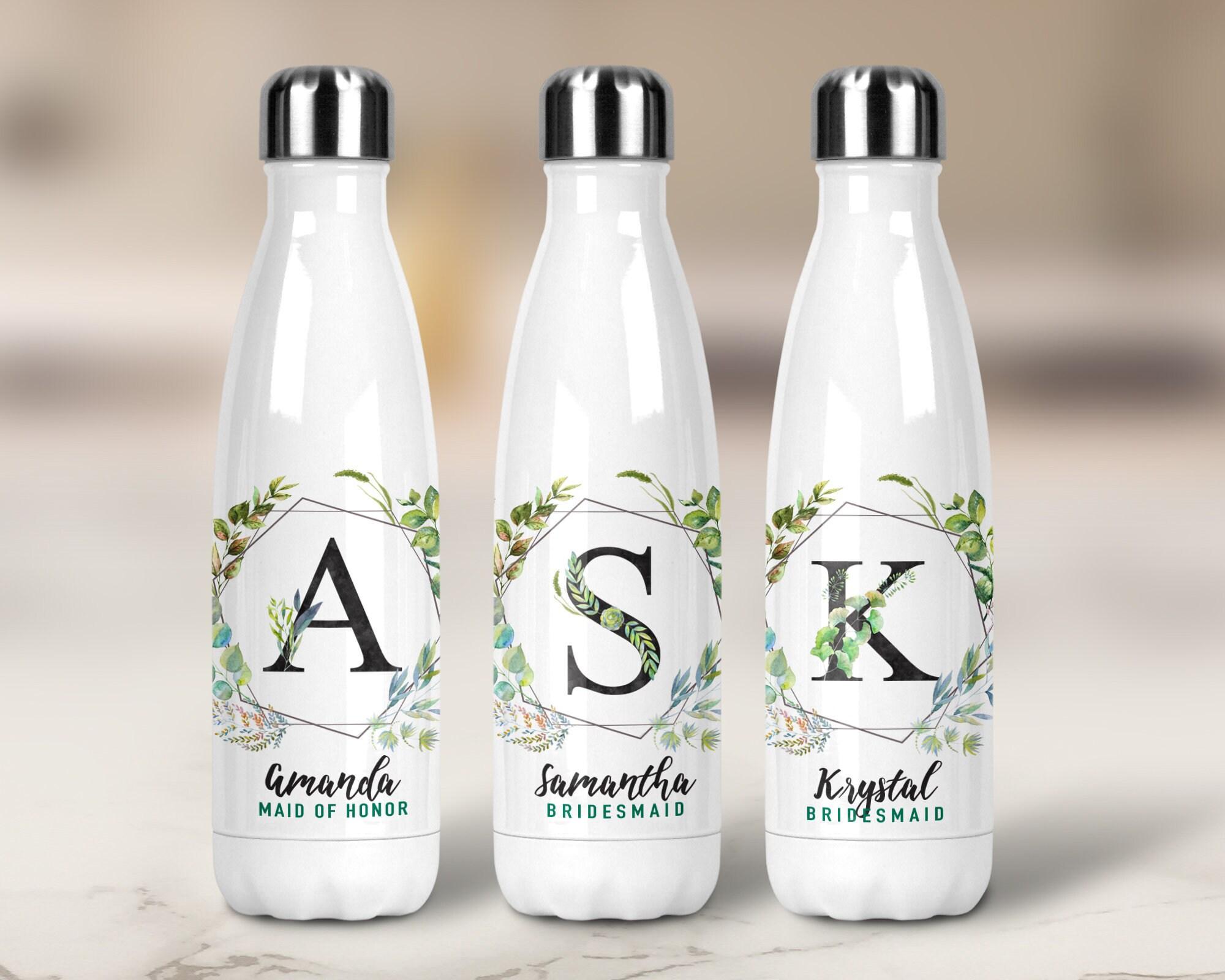 Bridesmaid Proposal Wedding Favor Bridesmaid Water Bottle