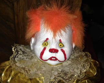 SALE- 19 inch Dancing Clown