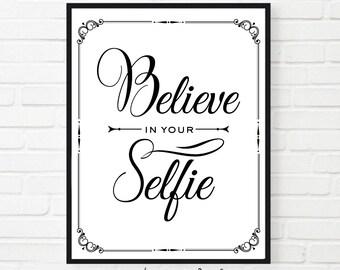 Selfie Quotes Etsy