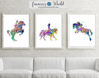 Equestrian Gift, Horse lover gift, Horse owner gift, Wall Art, Horse Printable, Girl Equestrian art, horse print, horse rider gift,horse art