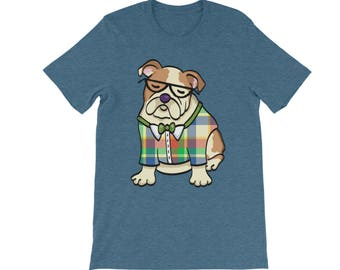 English Bulldog Shirt - Unisex