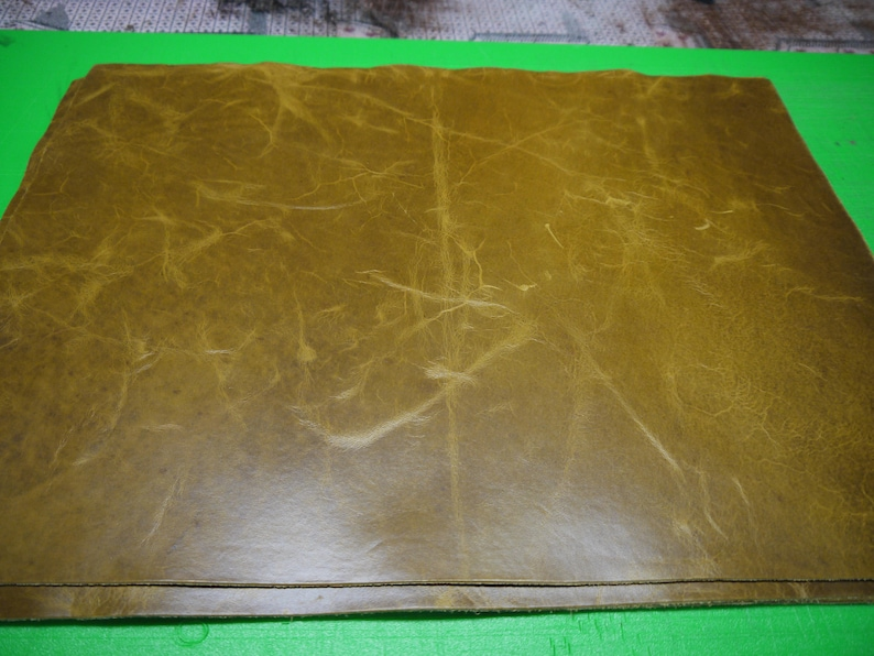 Leather 3 pieces Brandy Top Quality Large 18x 24