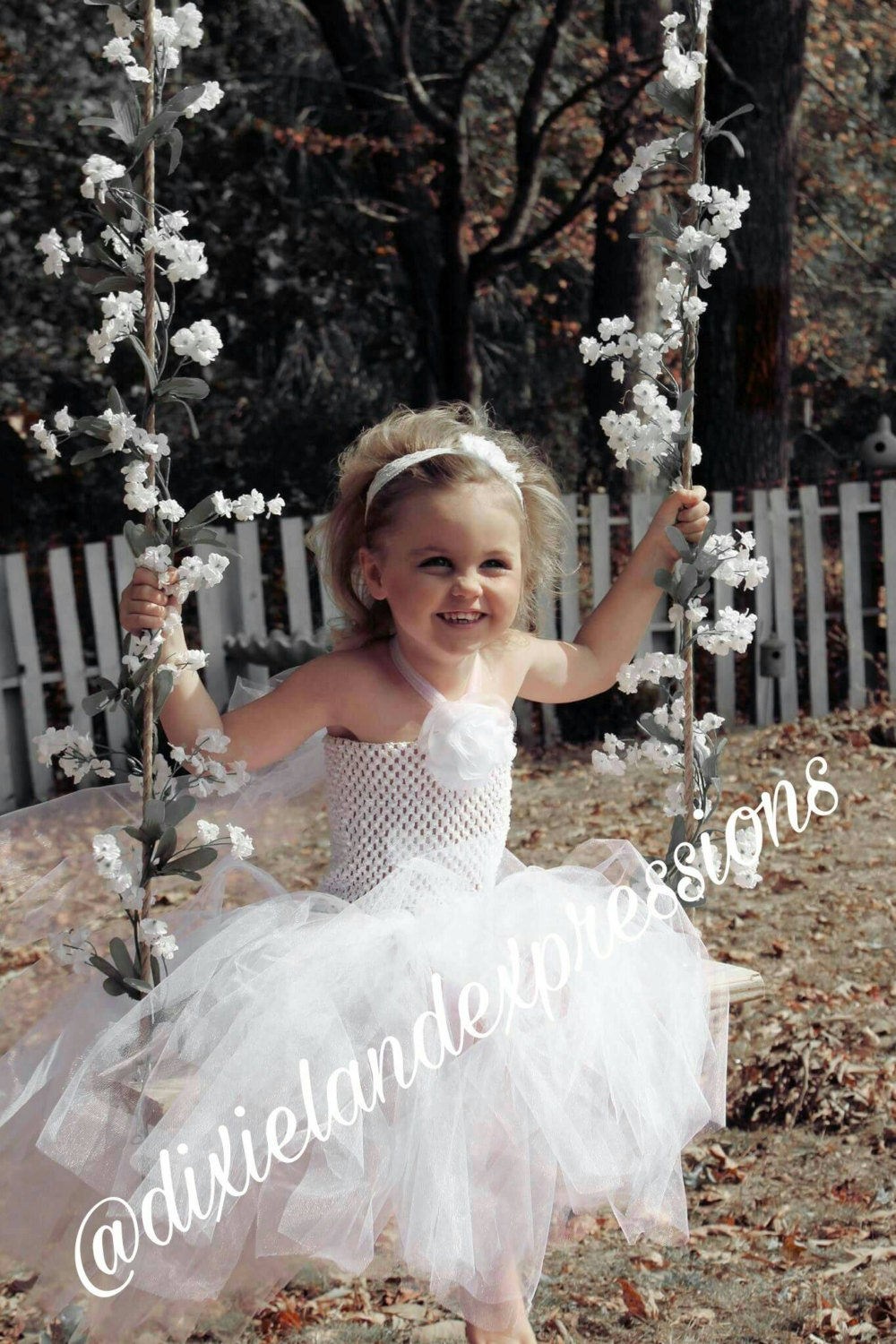 White tulle flower girl dress toddler tutu dress tulle wedding white tulle flower girl dress toddler tutu dress tulle wedding tutu tulle flower girl dress toddler special occasion outfit party dress mightylinksfo