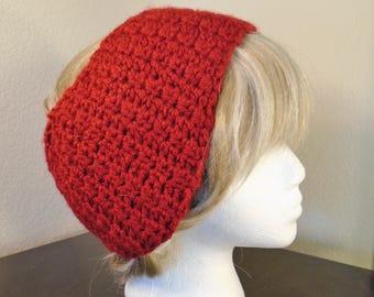 Red Ear Warmer