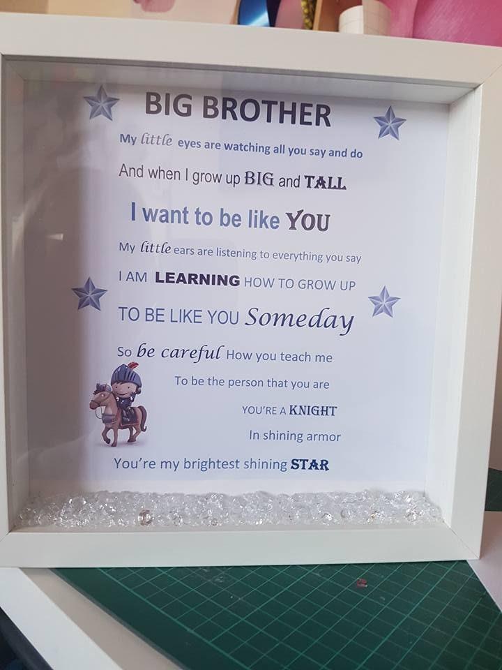Big Brother frame | Etsy