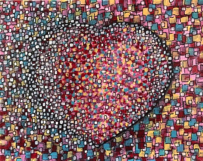 Tainted Love - CZ20036 20.3cm x 25.4cm