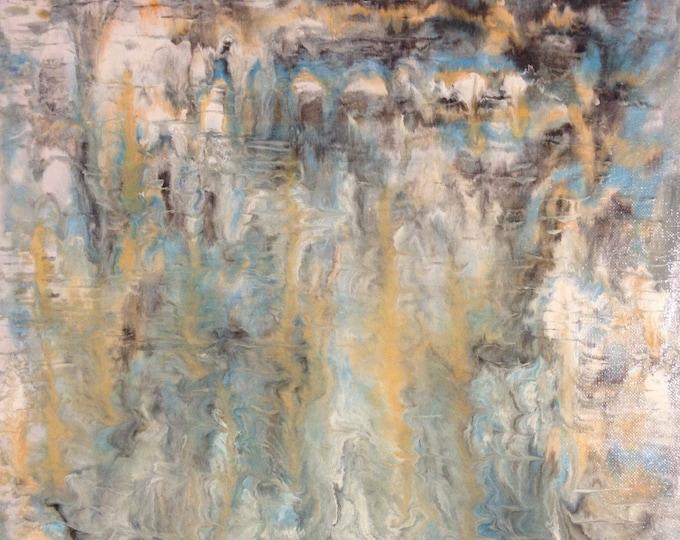 Harmony One - Original Abstract Art