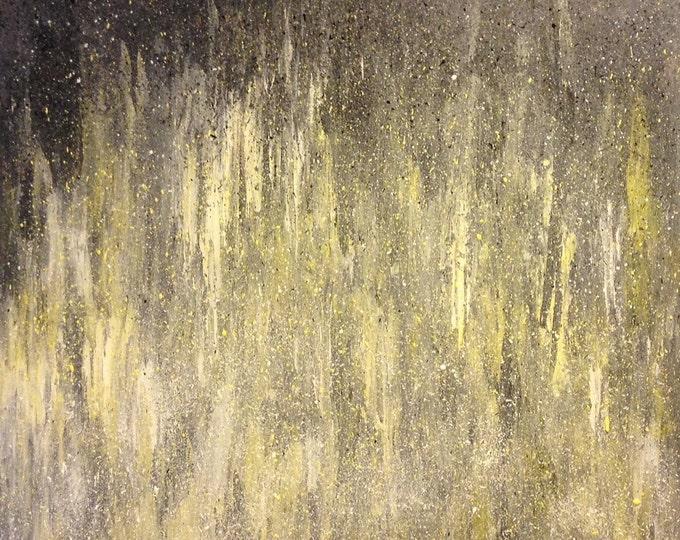 Shooting Stars - Original Abstract Art
