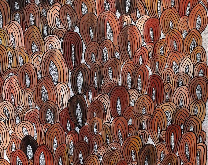 Abstract Autumn CZ19010 -  61cm x 91cm