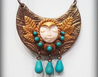 Goddess Nature Necklace