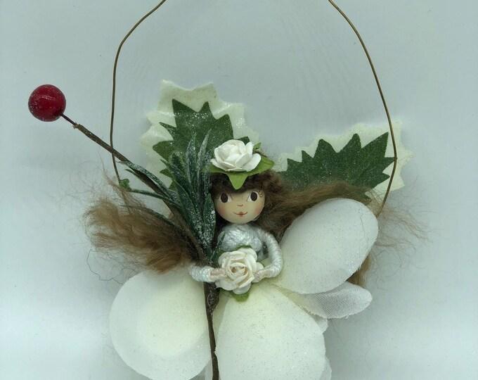 Winter White Fairy