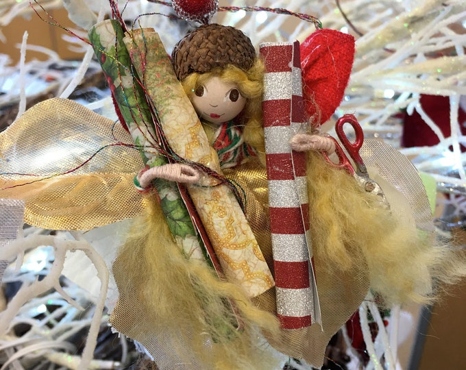 MINI-ME Wrapping Fairy  - One IN Stock