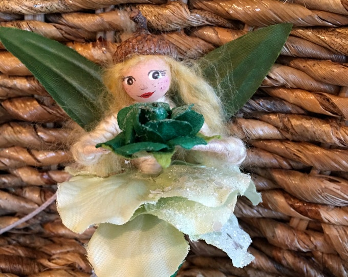 Irish Rose Fairy