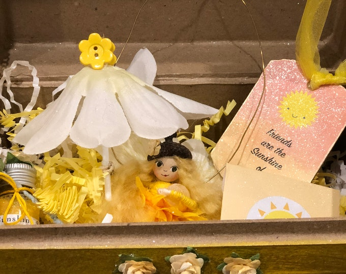 Box of Fairy Sunshine Fairy-gram