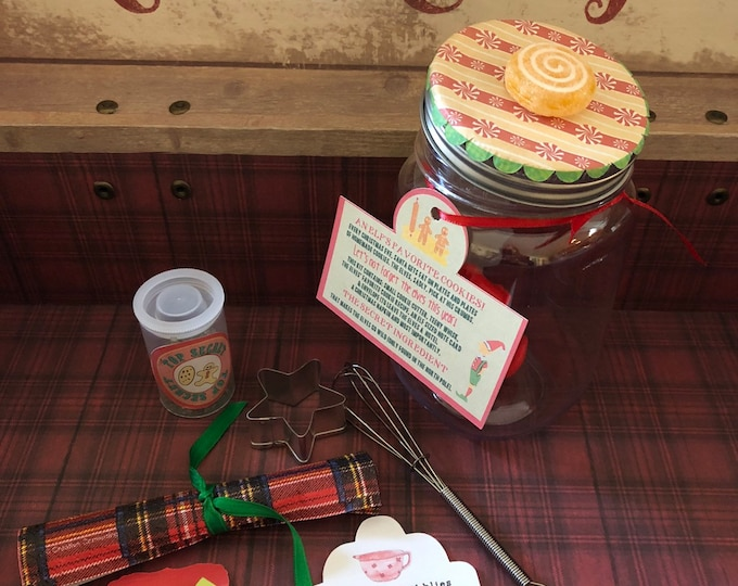 Santa's Elves Cookie Kit IN STOCK