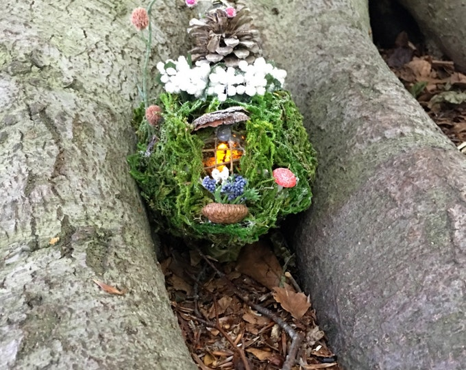 Enchanted Fairy House - small