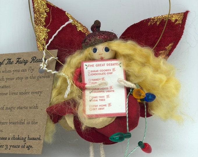 The Great Debate Fairy