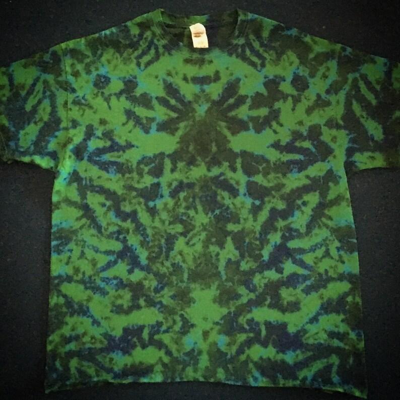 b1555e03a19f5 Tie Dye Mirrored Crush T-shirt shirt hand made customizable FREE SHIPPING  Tye die Tie Dyed
