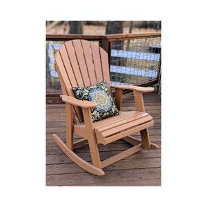 Awe Inspiring Rocking Chair Etsy Ibusinesslaw Wood Chair Design Ideas Ibusinesslaworg