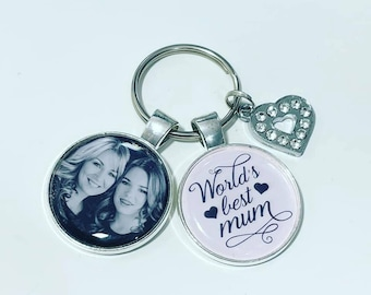 1 Mum IN A MILLION Birthday Key Chain Box Gifts UK MOTHERS DAY KEYRING GIFT NO