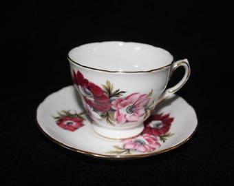 Tea Cup and Saucer # 8169
