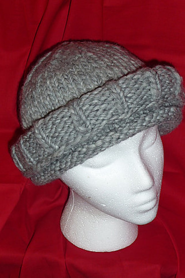 Perfect Chemo Hat Knitting Pattern Instant Download Ohso Etsy