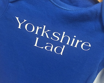 Yorkshire Lad / Lass