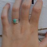 Royston Mini Tiered Ring
