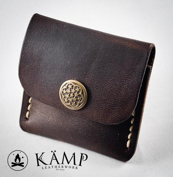 leather pursecoin purse