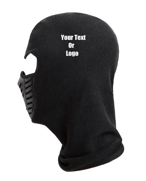 custom personalize design your balaclava windproof ski mask etsy